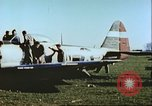 Image of United States airmen Germany, 1945, second 44 stock footage video 65675063559
