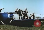 Image of United States airmen Germany, 1945, second 48 stock footage video 65675063559
