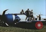 Image of United States airmen Germany, 1945, second 49 stock footage video 65675063559