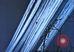 Image of P-47 Thunderbolt contrails over Germany Germany, 1945, second 38 stock footage video 65675063561