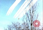 Image of P-47 Thunderbolt contrails over Germany Germany, 1945, second 42 stock footage video 65675063561