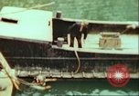 Image of German barge Germany, 1945, second 4 stock footage video 65675063563