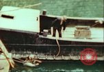 Image of German barge Germany, 1945, second 7 stock footage video 65675063563
