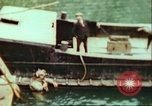 Image of German barge Germany, 1945, second 12 stock footage video 65675063563
