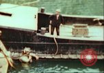 Image of German barge Germany, 1945, second 13 stock footage video 65675063563