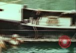 Image of German barge Germany, 1945, second 14 stock footage video 65675063563