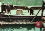 Image of German barge Germany, 1945, second 15 stock footage video 65675063563