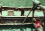 Image of German barge Germany, 1945, second 16 stock footage video 65675063563