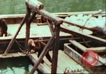 Image of German barge Germany, 1945, second 18 stock footage video 65675063563