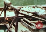 Image of German barge Germany, 1945, second 19 stock footage video 65675063563