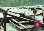 Image of German barge Germany, 1945, second 21 stock footage video 65675063563