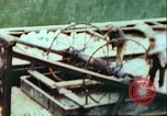 Image of German barge Germany, 1945, second 22 stock footage video 65675063563