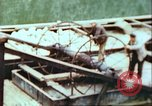 Image of German barge Germany, 1945, second 25 stock footage video 65675063563