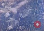 Image of Allied bombing of Germany near end of World War 2. Germany, 1945, second 54 stock footage video 65675063568