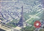 Image of C-47 Skytrain Paris France, 1945, second 21 stock footage video 65675063572