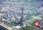 Image of C-47 Skytrain Paris France, 1945, second 24 stock footage video 65675063572