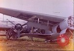 Image of wrecked German airplanes Paris France, 1945, second 2 stock footage video 65675063573
