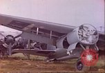 Image of wrecked German airplanes Paris France, 1945, second 3 stock footage video 65675063573