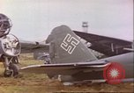 Image of wrecked German airplanes Paris France, 1945, second 11 stock footage video 65675063573