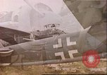 Image of wrecked German airplanes Paris France, 1945, second 15 stock footage video 65675063573