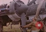 Image of wrecked German airplanes Paris France, 1945, second 16 stock footage video 65675063573
