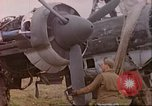 Image of wrecked German airplanes Paris France, 1945, second 17 stock footage video 65675063573