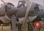 Image of wrecked German airplanes Paris France, 1945, second 19 stock footage video 65675063573