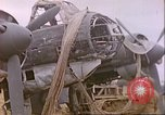 Image of wrecked German airplanes Paris France, 1945, second 21 stock footage video 65675063573