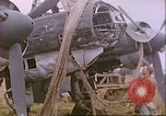 Image of wrecked German airplanes Paris France, 1945, second 23 stock footage video 65675063573