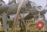 Image of wrecked German airplanes Paris France, 1945, second 24 stock footage video 65675063573