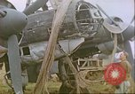 Image of wrecked German airplanes Paris France, 1945, second 25 stock footage video 65675063573