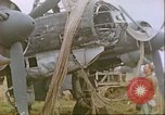 Image of wrecked German airplanes Paris France, 1945, second 26 stock footage video 65675063573