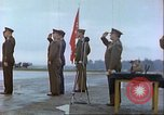Image of General Dwight D Eisenhower Germany, 1945, second 39 stock footage video 65675063575