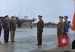 Image of General Dwight D Eisenhower Germany, 1945, second 48 stock footage video 65675063575