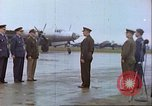 Image of General Dwight D Eisenhower Germany, 1945, second 54 stock footage video 65675063575