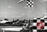 Image of 8th Fighter Air Force Command bomber escort tactics Germany, 1944, second 20 stock footage video 65675063586