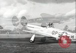 Image of 8th Fighter Air Force Command bomber escort tactics Germany, 1944, second 51 stock footage video 65675063586