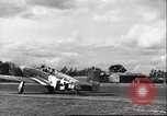 Image of 8th Fighter Air Force Command bomber escort tactics Germany, 1944, second 57 stock footage video 65675063586
