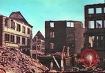 Image of bomb damaged building Wurzburg Germany, 1945, second 11 stock footage video 65675063593