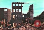 Image of bomb damaged building Wurzburg Germany, 1945, second 16 stock footage video 65675063593