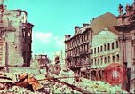 Image of bomb damaged building Wurzburg Germany, 1945, second 30 stock footage video 65675063593