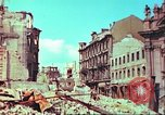 Image of bomb damaged building Wurzburg Germany, 1945, second 31 stock footage video 65675063593