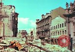 Image of bomb damaged building Wurzburg Germany, 1945, second 32 stock footage video 65675063593