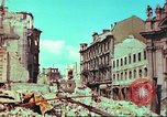 Image of bomb damaged building Wurzburg Germany, 1945, second 33 stock footage video 65675063593