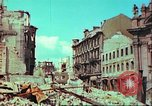Image of bomb damaged building Wurzburg Germany, 1945, second 34 stock footage video 65675063593
