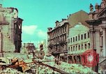 Image of bomb damaged building Wurzburg Germany, 1945, second 35 stock footage video 65675063593