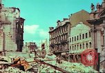 Image of bomb damaged building Wurzburg Germany, 1945, second 36 stock footage video 65675063593