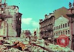 Image of bomb damaged building Wurzburg Germany, 1945, second 37 stock footage video 65675063593