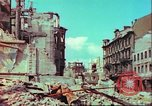Image of bomb damaged building Wurzburg Germany, 1945, second 39 stock footage video 65675063593