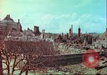 Image of bomb damaged building Wurzburg Germany, 1945, second 56 stock footage video 65675063593